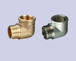 High Quality 90 Degree Brass Elbow Female/Male