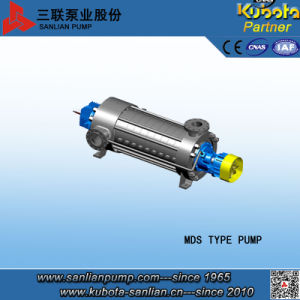 Df (S) Series Wear & Corrosion Resistent Horizontal Multistage Pump pictures & photos