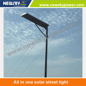 LED Garden Light Solar Yard Lamp Integrated Solar LED Road Street Light pictures & photos