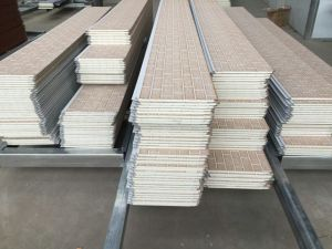 Polyurethane Foam Structural Insulated Panels pictures & photos