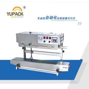 Vertical Continuous Rapid Sealer with Ink Coding pictures & photos