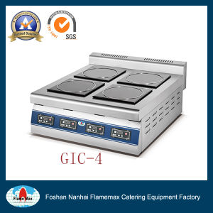 Hic-4 4-Plate Commercial Induction Cooker pictures & photos