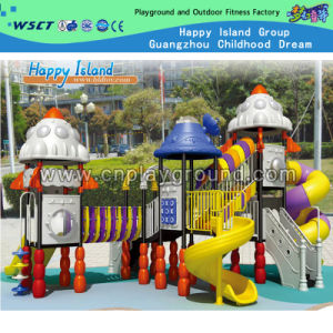 Professional Outdoor Playground Factory in Guangzhou (HD-401) pictures & photos