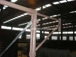 Roud Tube Type Side Brackets for Scafflding pictures & photos