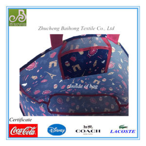 420d Oxford Ladies Shopping Tote Bag pictures & photos
