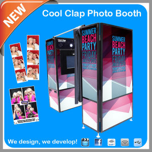 Digital Touch Screen Photo Vending Machine for Fun Photo (CS-16)