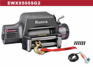 Runva-Ewx9500sg2 Electric Winch 12V/24V 9500lb Winch
