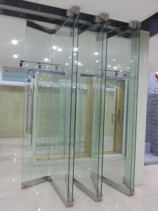 Movable Frameless Glass Wall for Shopping Mall, Office pictures & photos