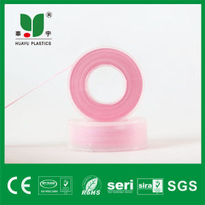 12mm Pink Color with High Denisty of Teflon Tape pictures & photos