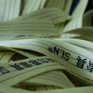 Webbing Sling Safety Belt 4t 7: 1 Sln Ce GS pictures & photos