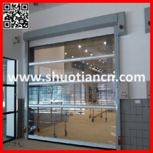 Roll-up High Speed Traffic Door (ST-001) pictures & photos