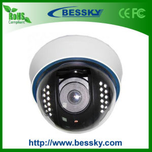 Plastic Home IR Dome Color D/N CCTV CCD Camera (BE-DIKA)