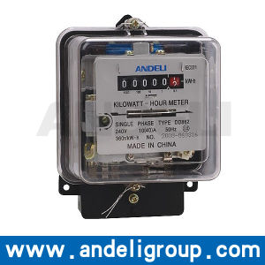 Electric Meter Single Phase Price (DD862) pictures & photos