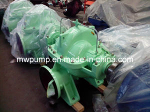 Horizontal Split Case Centrifugal Pump (350MS125) pictures & photos