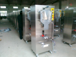 Full Automatic Water Sachet Filling and Sealing Machine pictures & photos