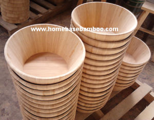 Bamboo Salad Bowl - Hb3311 pictures & photos
