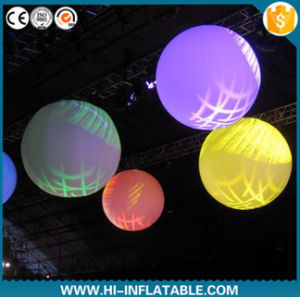 Party/Event/Wedding Decoration Inflatable Ball with LED Light pictures & photos