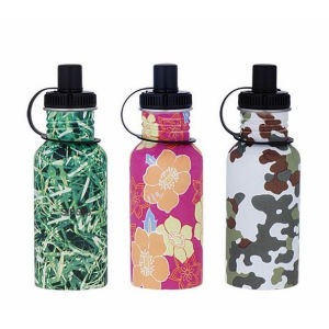 Nontoxic and Tasteless Stainless Steel Baby′s Bottle pictures & photos