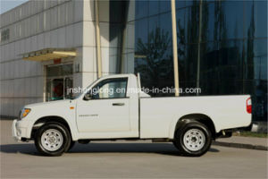 China 4X2 Diesel Single Cabin Pickup (gasoline is available) pictures & photos