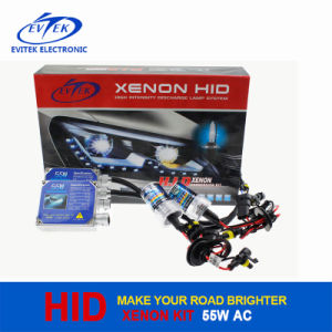 Fast Bright 55W Quick Start HID Xenon Kit, Headlight Ballast F3 F5 F7 35W 55W 70W pictures & photos