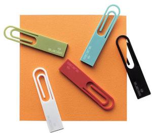 Mini Clip Memory Flash Drive 1GB-32GB Bulk Jump USB Drive pictures & photos