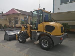 Hzm916 1.5ton Best Loader Top Quality Hot Sale Loader 1.5 Mini Wheel Loader pictures & photos