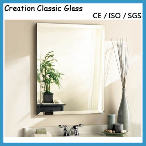 Aluminium Mirror for Dressing/Bathroom Mirror with Good Price pictures & photos