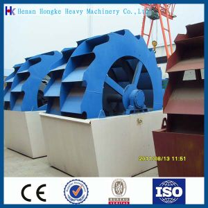 China High Capacity 6-20t/H Sand/Rock Washer Machine Manufacture with Factory Price pictures & photos