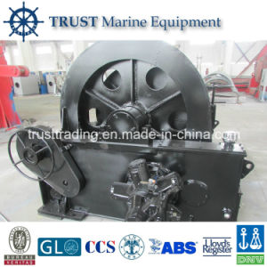 Hydraulic Boat Drum Anchor Winch pictures & photos