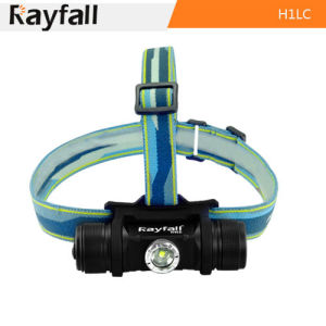 Rechargeable Rayfall LED Headlamps with USB Charging Port (Model: H1LC)