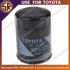High Performance Auto Oil Filter for Toyota 90915-Yzze2 pictures & photos