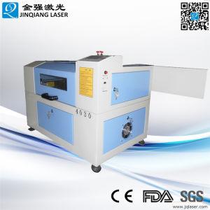 Jq4030 Mini Laser Engraver pictures & photos