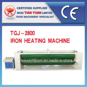 Non Woven Polyester Wadding Iron Heating Machine pictures & photos