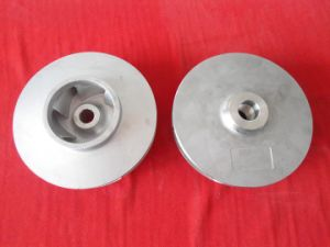 Hastelloy C-276/C-22/C-4/B-2/G30/X Impeller (pump impeller, compressor impellers, blower impellers, turbine impeller, Closed Impeller, Open Impeller) pictures & photos