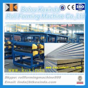 PU Sanwich Panel Machine Production Line pictures & photos
