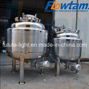 Stainless Steel Mixing Tank with Magnetic Stirrer pictures & photos