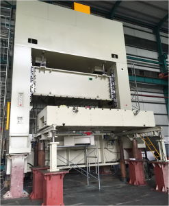 800ton Roller Moving Bolster Die Stamping Heavy Duty Power Press pictures & photos