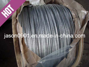 Galvanized Steel Strand (ASTM A475) pictures & photos