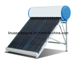 Solar Energy Water Heater Thermosiphon System 100L pictures & photos