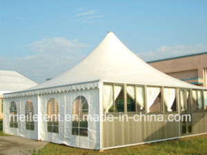 8X8m Waterproof Portable Gazebo Tent for Tabernacle pictures & photos