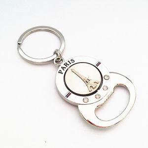 Souvenir Promotional Gift Paris Bottle Opener Key Chain (F5024) pictures & photos