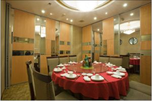 Aluminum Movable Partition Wall for Hotel Banquet Hall pictures & photos