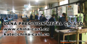 Precision Machinery Parts pictures & photos