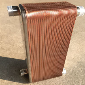 Supply Small and Compact Copper/Nickel Brazed Plate Heat Exchanger pictures & photos