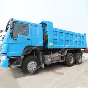 Sinotruk 6X4 HOWO 30-50 Tons Dump/Tipper Truck pictures & photos