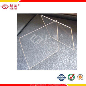 4mm Transparent Solid Sheet Polycarbonate Sheet Price pictures & photos