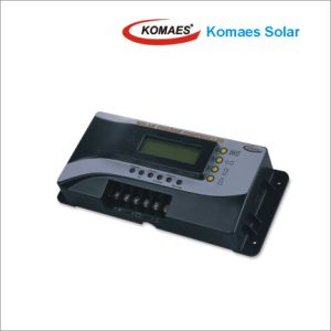 12V 24V 40A Solar Regulator Solar Charge Controller with TUV IEC Inmetro Idcol Soncap Certificate pictures & photos