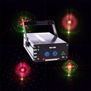 Top Ten Product! ! 1 New Eight Patterns Mini Laser Light for Disco