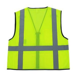 High-Visibility Reflective Safety Vest with Pockets pictures & photos