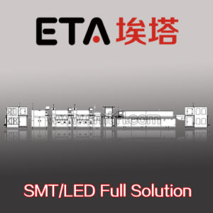 Eight Heating-Zones SMT Large-Size Lead-Free Reflow Oven pictures & photos